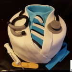 Comp NW Medical Student's Birthday Cake